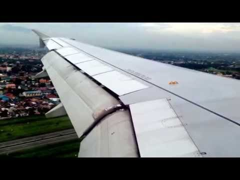TigerAir Philippines landing in Clark-DMIA, Luzon Island!