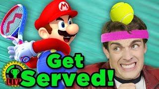 Game, Set, SMASH! | Mario Tennis Aces