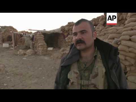 "Peshmerga continue ""Free Sinjar"" operation"