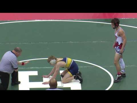 OHSAA State Wrestling Semi-Finals: March 10, 2017