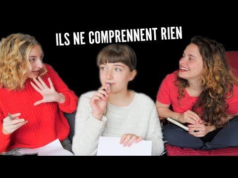 DES ENFANTS EXPLIQUENT DES MOTS D'ADULTE