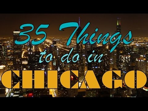 35 Things to do in Chicago | Top Attractions Travel Guide thumbnail
