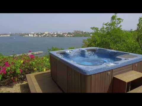 Cliffside Villa in Sint Maarten