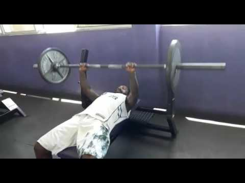 We love to run fitness club with sheldon Reid