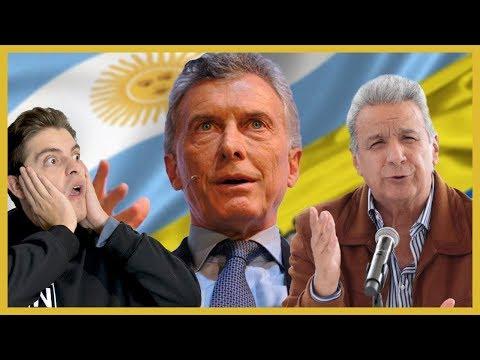 Lenín Moreno: El MACRI ECUATORIANO | El CHAT De MERA Y CORREA | BN Periodismo | Noticias De Ecuador
