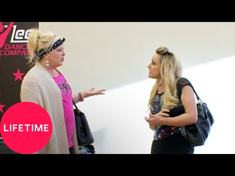 Dance Moms: Bonus Scene: Lynn is Ready to Leave (S6, E17) | Lifetime