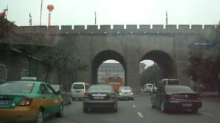そうだ、旅行、行こう。 西安 永寧門(南門) City wall of Xi'an
