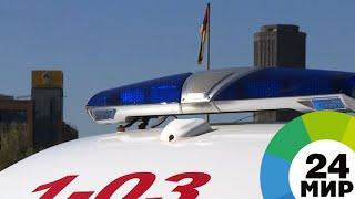 Китай подарил Армении 200 машин скорой помощи - МИР 24