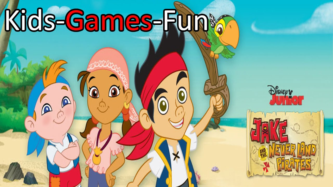 jakes and the neverland pirates full game - jake and the neverland