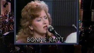 Bonnie Raitt - Louise on The Arlo Guthrie Show (PBS) Austin, TX (2-27-1987)