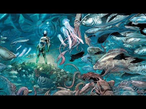 Trailer do filme Liga da Justiça: Trono de Atlantis