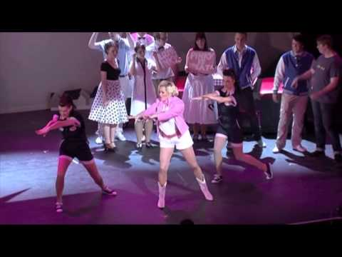 Happy Days the Musical - Pink is in Town and Message in the Music.