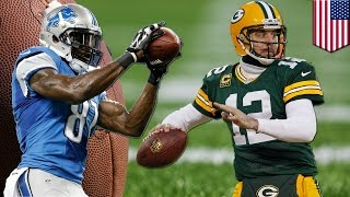 Packers vs Lions: Rodgers and Green Bay ready for Megatron and Detroit. Or are they?