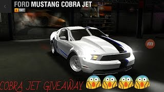 GIVEAWAY FOR COBRA JET STARTS NOW👍👍👍😀😀😀😀 PUT YOUR IGN AND NUMBER FROM 1 TO 100