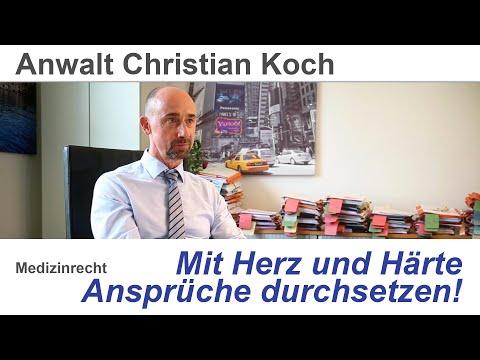 Patient und Unfall - Rechtsanwalt Christian Koch