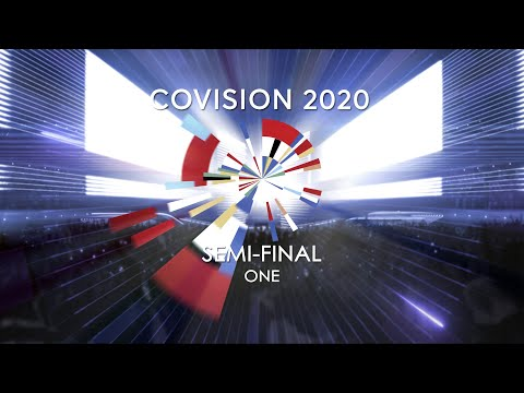 Eurovision Song Contest 2020 - First Semi-Final - Covision 2020 - Симулятор конкурса «Евровидение»