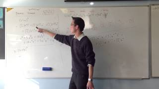 Binomial Expansion: Simple Examples