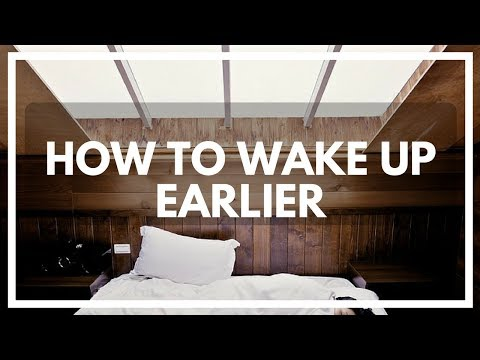 The SECRET To Waking Up Early - Howtolucid.com