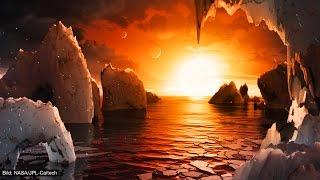Sensationelle Exoplaneten - Sieben auf einen Streich! - Clixoom Science & Fiction