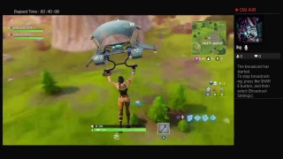 Fortnite stream#2