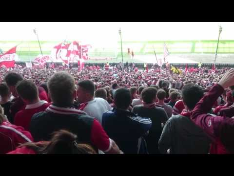 Pfalzlied: 1.FC Kaiserslautern - 1.FC Nürnberg 1:0 [21.05.2017]