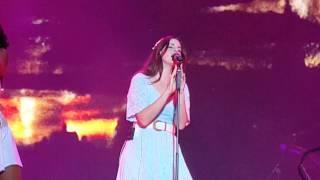 Lana Del Rey - Lolita (Live At Rockwave Festival 19/07/16)