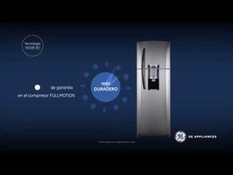 Nueva Heladera General Electric Con Tecnología Inverter