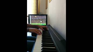 EPL Old anthem Piano Cover