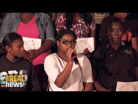 Kids Who Know Everything': Baltimore Youth Hit the Airwaves