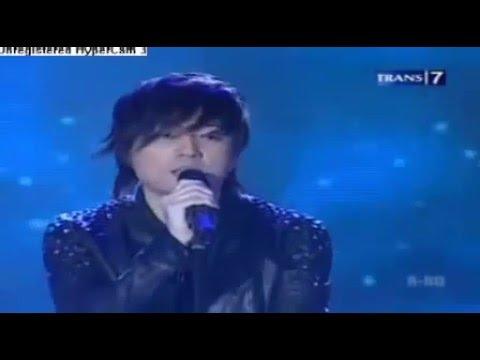 Orang Korea Nyanyi 'Kisah Cintaku' - Peterpan(Noah) sung by KIM DONG GYUN (Vince KIM)