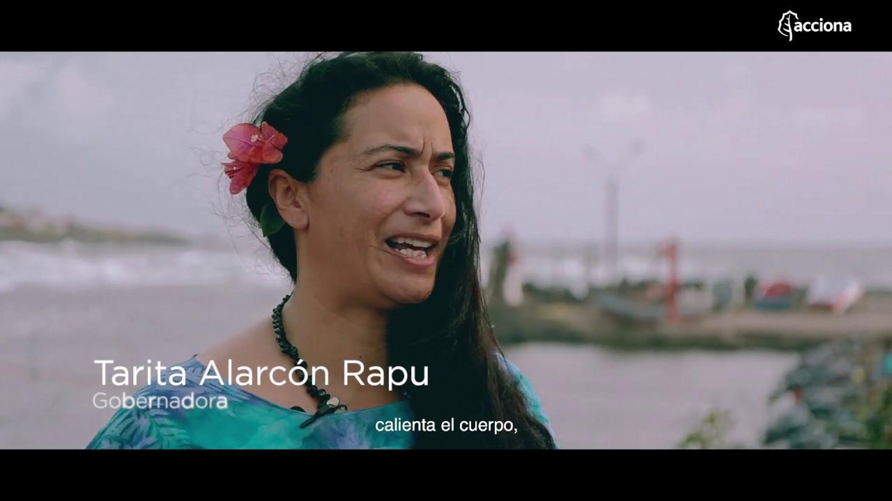 Rapa Nui, la isla donde el futuro mira al sol | Isla de Pascua - ACCIONA