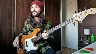 Trouble's Coming - Royal Blood (Bass Cover)