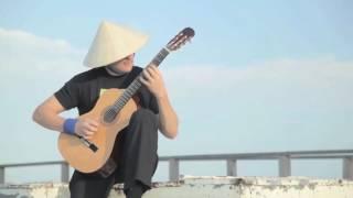 """Thánh Guitar: Đánh đàn bằng """" Chỉ Y Khoa"""""""