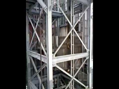 Fish Elevator At Holyoke Dam, Holyoke, Mass Http://www.hged.com/html/hadley_falls_fish_lift.html