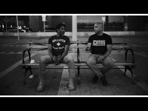 2 Comics On A Bench - Promo #2