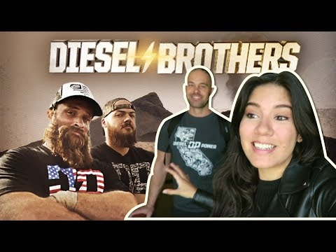 Vlog 41: We went to Vegas and met a Diesel Brother at Sema 2017.