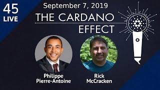 Cardano Community Weekly Recap September 7, 2019 | TCE 45