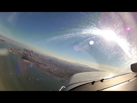San Francisco Bay Tour - Cessna 172S - January 4th, 2014