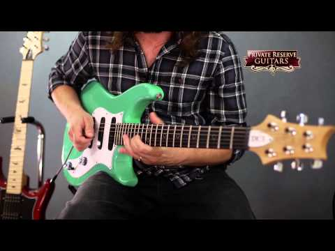 Paul Reed Smith NF3 & DC3 Video