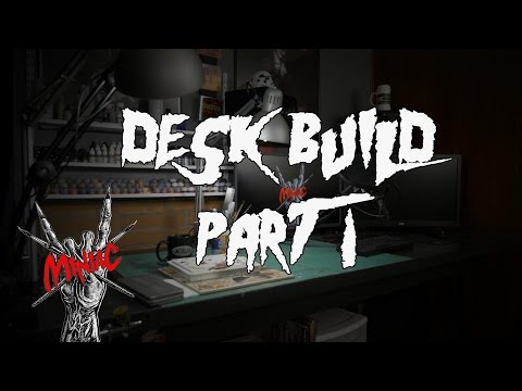 Building a Hobby Desk | Part 1