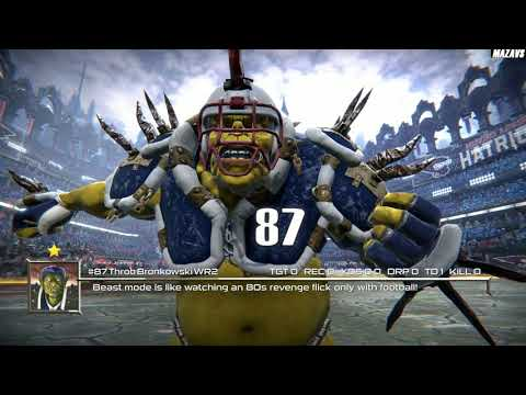 Mutant Football League ★ Early Access ★ GAMEPLAY ★ GEFORCE 1070 |