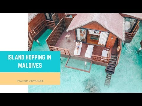Vlog 7 || How to Manage Island Hopping in Maldives