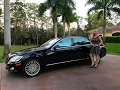 2007 Mercedes Benz S550, P2 PKG, Night Vison, for sale by Autohaus of Naples, 239-263-8500