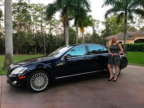 Sold 2007 Mercedes Benz S550 P2 Pkg Night Vison For Sale By Autohaus Of Naples 239 263 8500