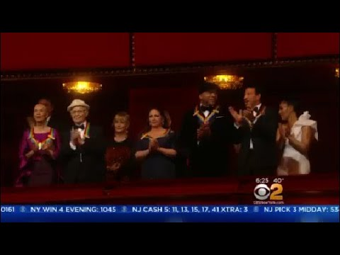40th Annual Kennedy Center Honors Ceremony In DC