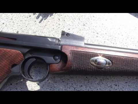 The Werle Custom Luger Carbine