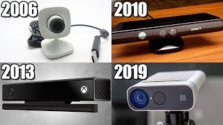 Xbox Kinect Evolution - Xbox 360, Xbox One (2006-2019)