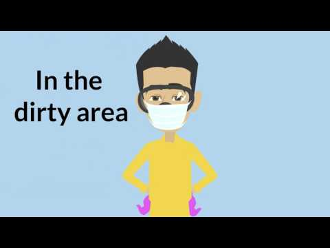 Infection Control Basics for Healthcare Laundry Services: Part 1