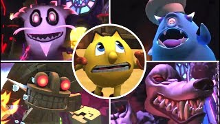 Pac-Man and the Ghostly Adventures All Bosses | Final Boss (PS3, X360, WiiU)