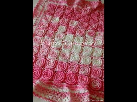 Crochet Patterns For Free Crochet Bedspread Pattern148 Youtube